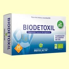 Biodetoxil Depuración del Organismo - 20 ampollas - Phyto Actif