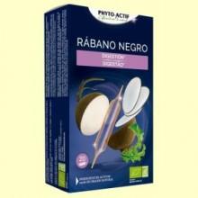 Rábano Negro Eco - 20 ampollas - Phyto Actif