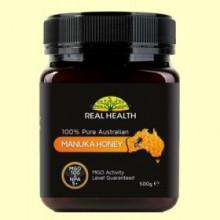 Miel de Manuka MGO 100 - 500 gramos - Real Health