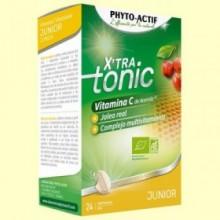 X'Tra Tonic Junior - 24 comprimidos - Phyto Actif