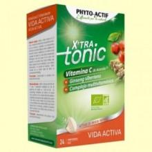 X'Tra Tonic Vida Activa - 24 comprimidos - Phyto Actif