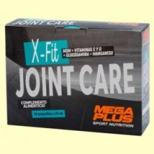 Joint Care XFit - Articulaciones - 14 viales - Mega Plus