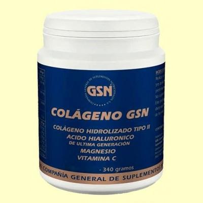 Colágeno Sabor Naranja - 340 gramos - GSN Laboratorios