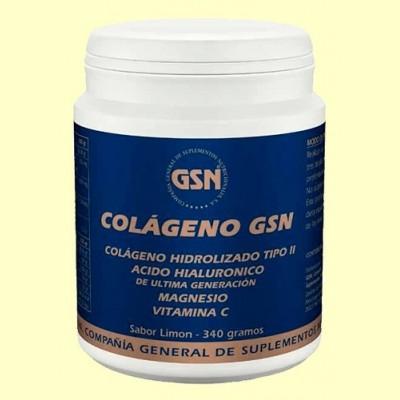 Colágeno Sabor Limón - 340 gramos - GSN Laboratorios