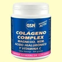 Colágeno Complex - 364 gramos - GSN Laboratorios