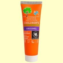Pasta de Dientes Infantil Bio - 75 ml - Urtekram