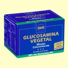 Glucosamina Vegetal Chocolate - 30 sobres - GSN Laboratorios