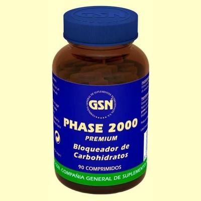 Phase 2000 - 90 comprimidos - GSN Laboratorios