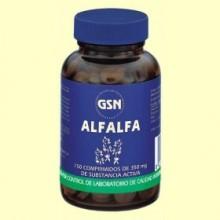 Alfalfa - 150 comprimidos - GSN Laboratorios