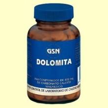 Dolomita - 150 perlas - GSN Laboratorios