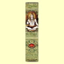 Incienso Shiva Té Verde - 16 barritas - Flaires