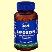 Lipogrin - 120 comprimidos - GSN Laboratorios