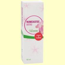 Numckatos - Sistema Respiratorio - Geranio Africano - 50 ml - Naturlilder