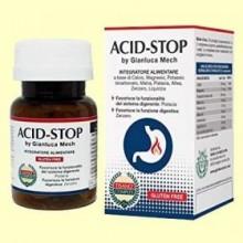 Acid-Stop Tisano Complex - 30 comprimidos - Gianluca Mech