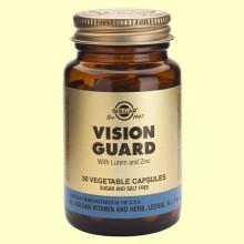 Vision Guard - 30 Vegicaps - Solgar