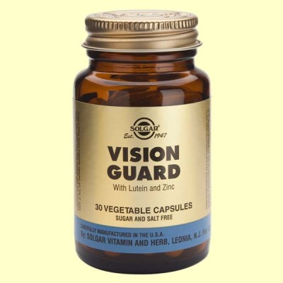 Vision Guard - 30 Vegicaps - Solgar