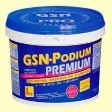 GSN Podium Premium - 1 kg - GSN Laboratorios