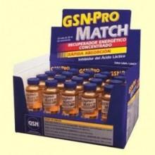 GSN Pro Match - 20 viales - GSN Laboratorios