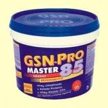 GSN Pro Master 85 Vainilla - 1 kg - GSN Laboratorios