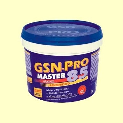 GSN Pro Master 85 Chocolate - 1 kg - GSN Laboratorios
