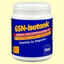 GSN ISO Tonic - 500 gramos - GSN Laboratorios