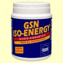 GSN ISO Energy - 480 gramos - GSN Laboratorios