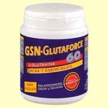 GSN Glutaforce 60 Chocolate - 240 gramos - GSN Laboratorios