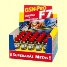 GSN Pro F7 - 20 viales - GSN Laboratorios
