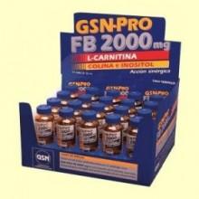 GSN Pro FB 2000 - 20 viales - GSN Laboratorios