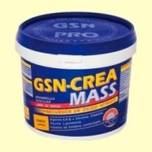 GSN Crea Mass Limón - 2 kg - GSN Laboratorios