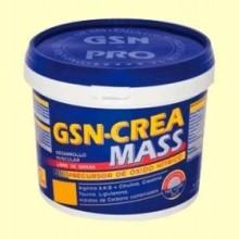 GSN Crea Mass Naranja - 2 kg - GSN Laboratorios