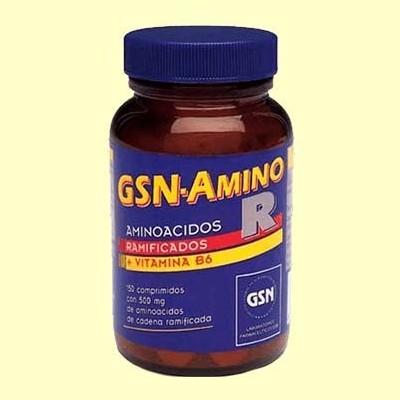GSN Amino R - 150 comprimidos - GSN Laboratorios
