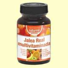 Jalea Real Multivitaminada - 60 gominolas - Naturmil