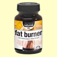 Fat Burner Slim - Quemagrasa - 90 cápsulas - Naturmil