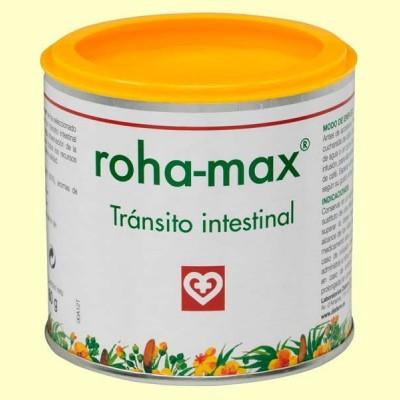 Roha Max Tránsito Intestinal - 60 gramos - Roha Max