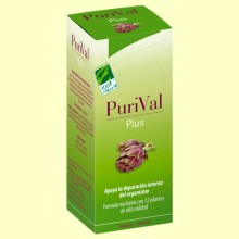 PuriVal Plus - Depurativo - 200 ml - 100% Natural