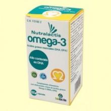Nutralactis Omega-3 - 60 cápsulas - Bialactis