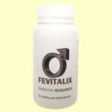 Fevitalix - 60 cápsulas - Oxibiotik Research