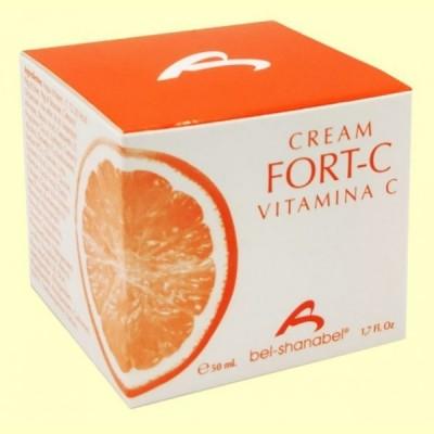 Crema Fort C - Vitamina C - 50 ml - bel-shanabel
