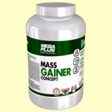 Mass Gainer Concept Chocolate - 1,5 kg - Mega Plus