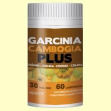 Garcinia Cambogia Plus - Apetito - 60 comprimidos - Novity