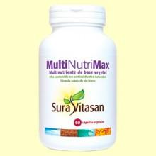 MultiNutriMax - 60 cápsulas - Sura Vitasan