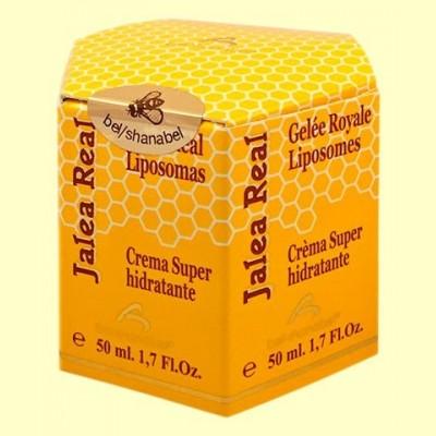 Crema Super Hidratante Jalea Real - 50 ml - bel-shanabel
