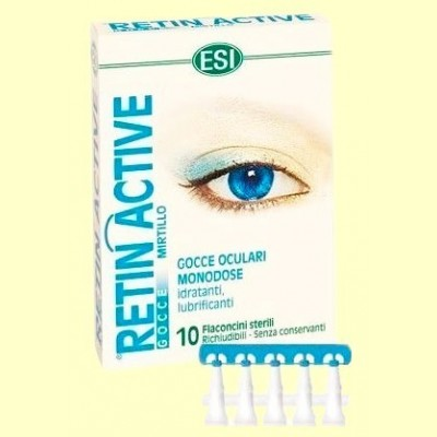 Retin Active Gotas Monodosis - 10 monodosis - Laboratorios ESI