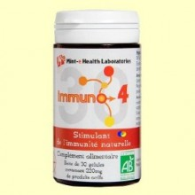 Immuno 4 - Mint- 30 cápsulas -e Health Laboratories