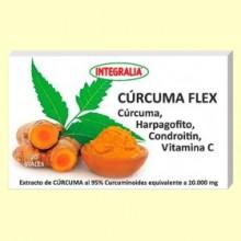 Cúrcuma Flex - 20 viales - Integralia