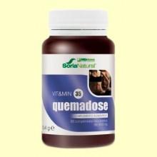 Quemadose - Cuida tu línea - 60 comprimidos - MGdose