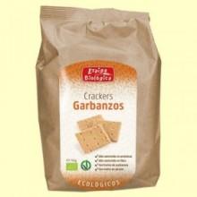 Crackers Garbanzos Eco - 150 gramos - Espiga Biológica