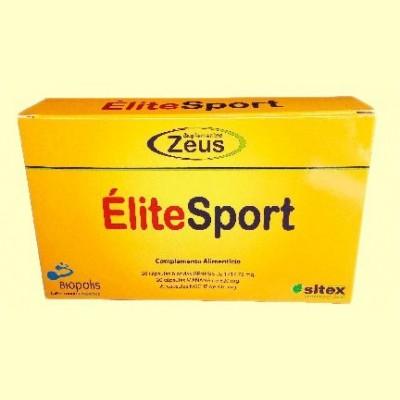 ÉliteSport - 60 cápsulas - Zeus Suplementos