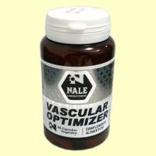 Vascular Optimizer - 60 cápsulas - Laboratorios Nale